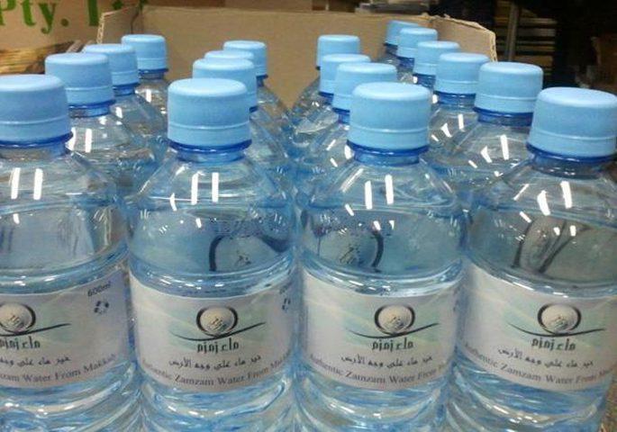 19 مليون لتر من ماء زمزم لحجاج بيت الله