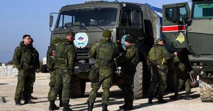 حريق بقاعدة عسكرية روسية ينجم عنه قتيلان