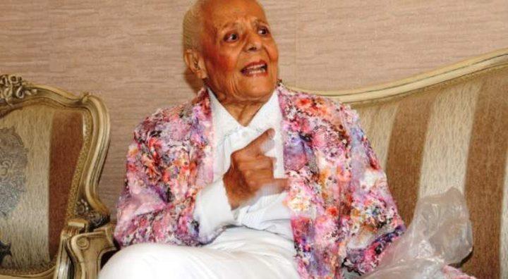 وفاة المخرجة المصرية علوية زكي عن  عمر يناهز 93 عاما