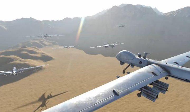 الحوثيون يقصفون مطار أبها السعودي