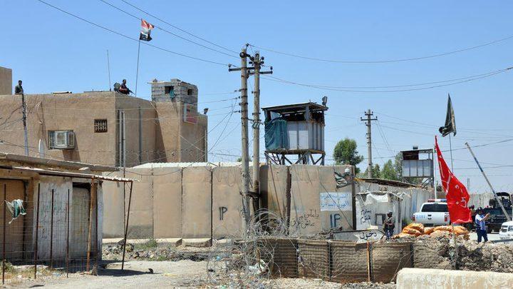 القبض على مهرب السجناء من سجن القناة في العراق