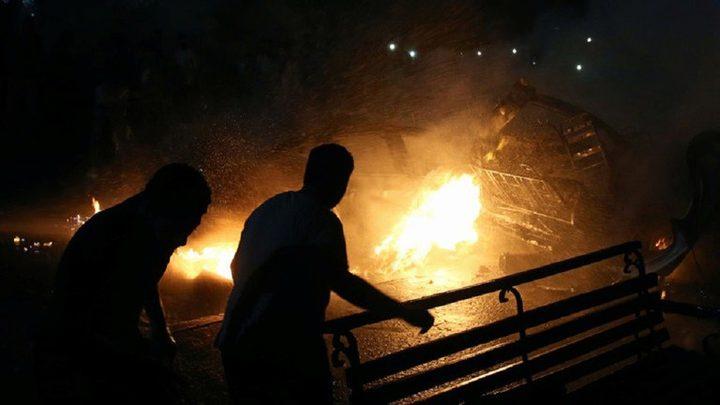 """الداخلية المصرية تصدر بيان بشأن تفجير """"معهد الأورام"""""""