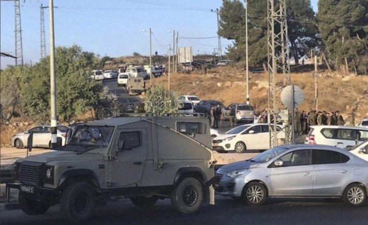 الاحتلال يقتحم بلدة بيت فجار