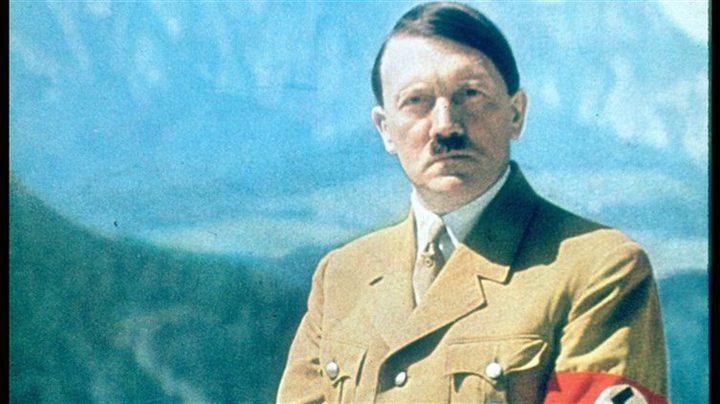 """دراسة أمريكية: القائد النازي """"هتلر"""" ينتمي إلى أصول يهودية"""