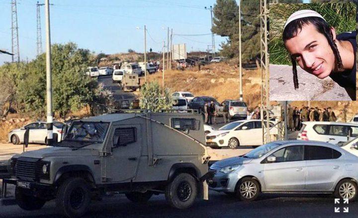 العثور على أحد جنود الاحتلال مقتولا بمستوطنة