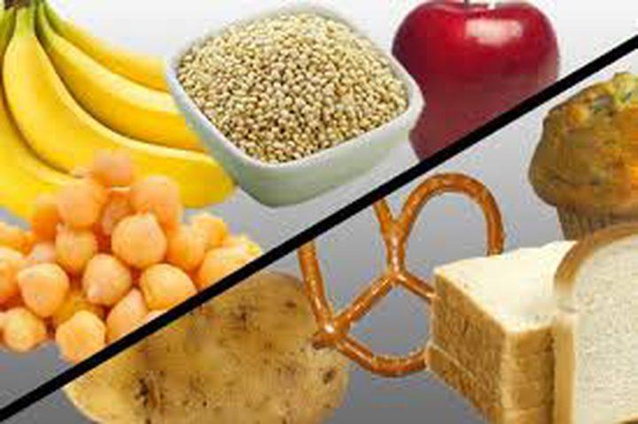 الكربوهيدرات المناسبة في الغذاء
