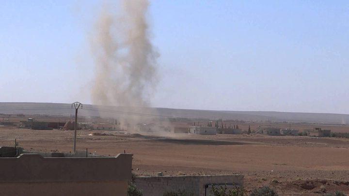 مقتل 10 جنود سوريين في قصف على ريف حماة