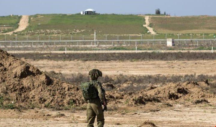 اصابتان برصاص الاحتلال شرق خان يونس