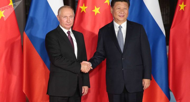 ارتفاع مستوى التبادل التجاري بين روسيا والصين