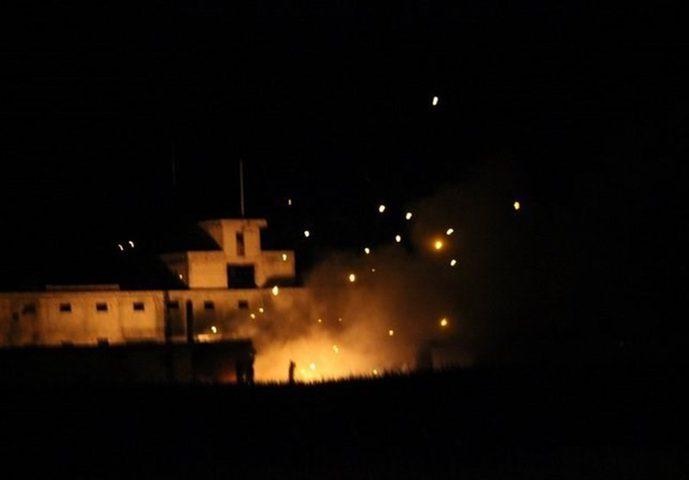 انفجارات بمستودع ذخيرة في تركيا قرب الحدود السورية
