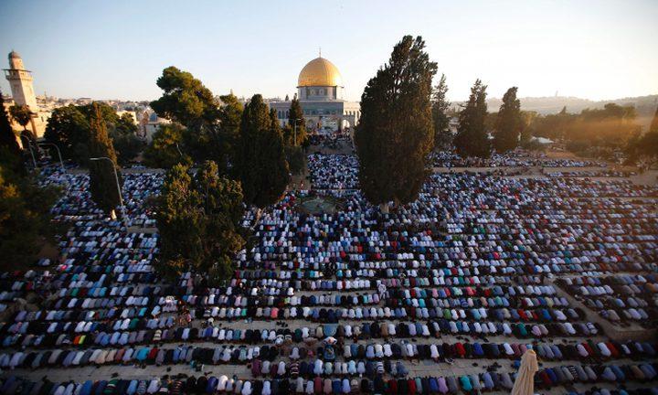 الهيئات الإسلامية تدعو لصلاة جامعة في المسجد الأقصى