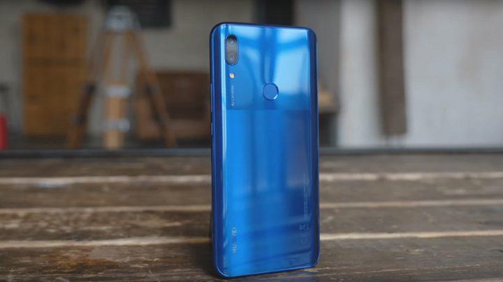 """هاتف  P Smart Z المتطور من """"هواوي"""""""