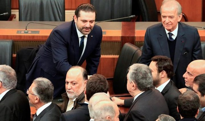الحريري: انتهى الخلاف بين الفرقاء السياسيين والحكومة تعود