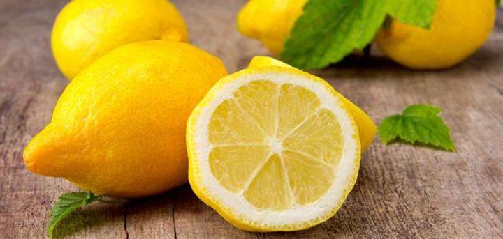حيلة الليمون لإزالة العرق
