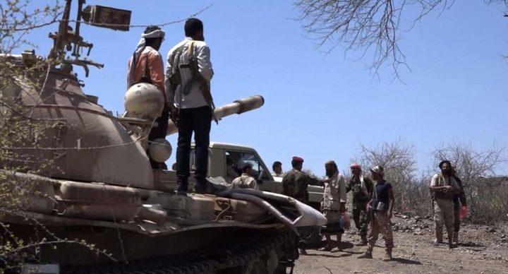 قوات الحزام الأمني تعلن سيطرتها على القصر الرئاسي في عدن