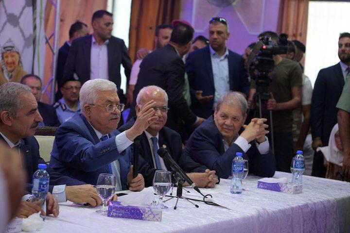 الرئيس يهنئ شعبنا والأمتين العربية والإسلامية بعيد الأضحى