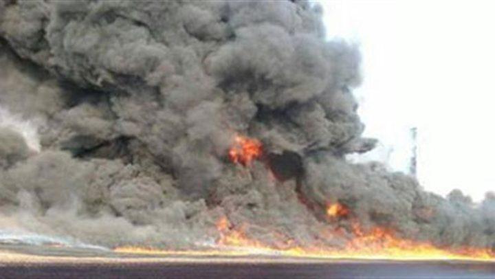 مقتل 60 شخصاً بانفجار صهريج وقود غرب العاصمة التنزانية