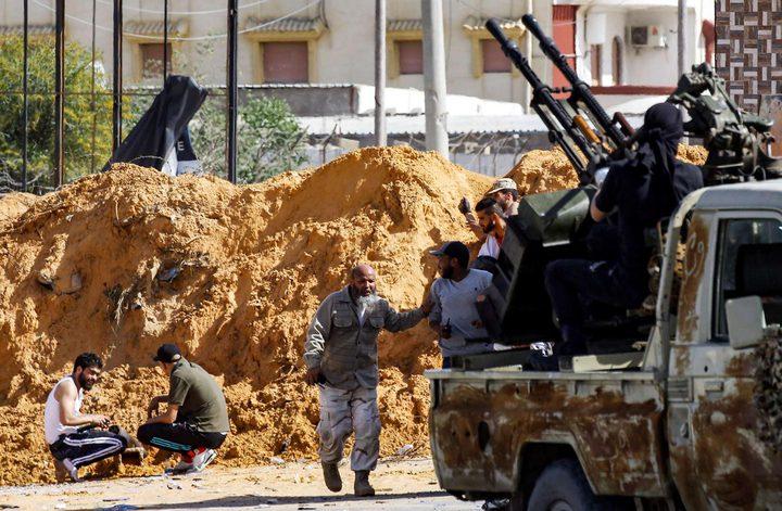 المشير حفتر يعلن هدنة في طرابلس خلال عيد الأضحى