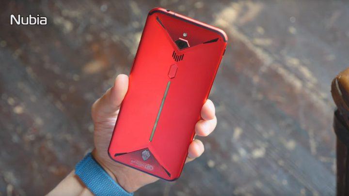 هاتف Red Magic 3 بنظام تبريد هوائي