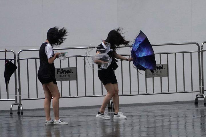 """ارتفاع حصيلة ضحايا إعصار """"ليكيما"""""""