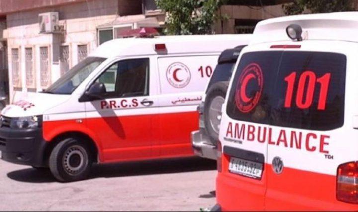 مصرع طفل بحادث دهس من قبل والده في الخليل