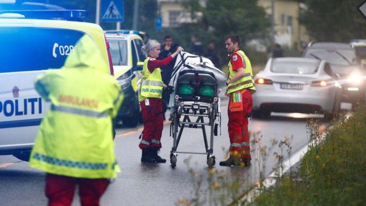 إطلاق نار على مسجد في النرويج
