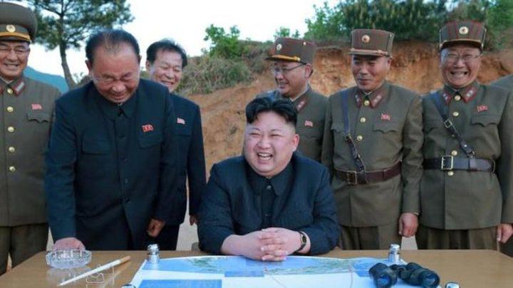 كوريا الشمالية: كيم يختبر سلاحاً جديداً