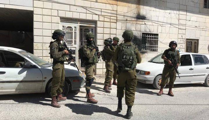 الاحتلال يجري مسحًا لمنازل منفذي عملية قتل جندي بمحيط بيت لحم