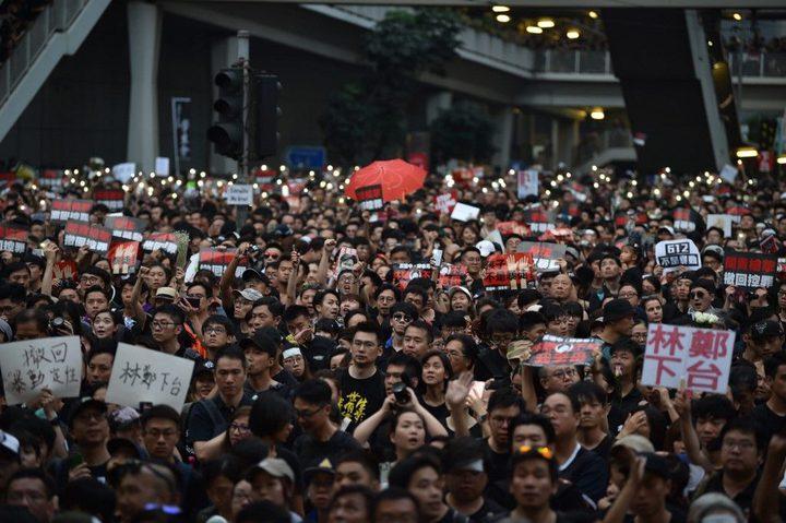 الصين.. احتجاجات ضد قانون يهدد ديمقراطية الشعب