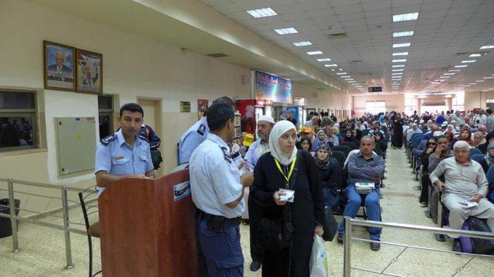 في ثالث أيام العيد : حركة سفر نشطة على معبر الكرامة
