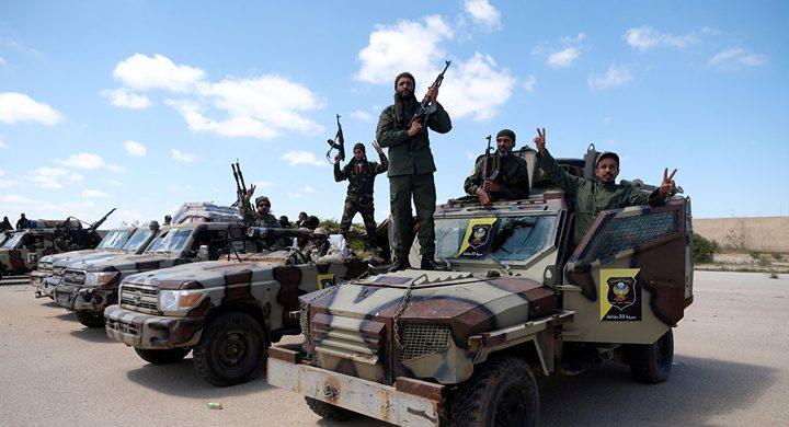 الجيش الليبي يعلن مقتل عدد من قوات حكومة الوفاق بطرابلس