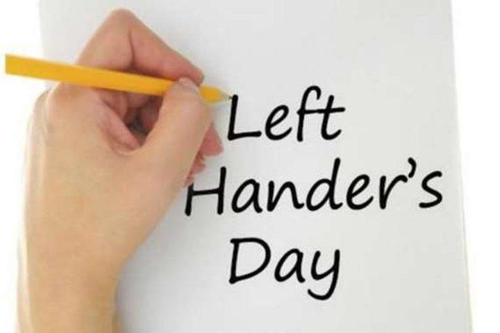 في اليوم العالمي لمستخدمي اليد اليسرى.. تعرفوا على صفاتهم