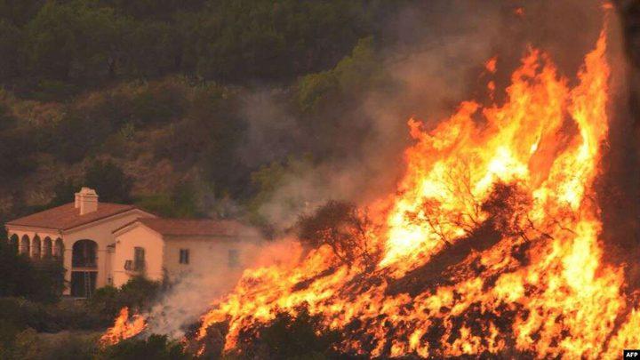 """أمريكا..وفاة 5 أطفال جراء إندلاع حريق في """"دار رعاية"""""""
