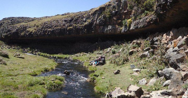إكتشاف أقدم مستوطنة بشرية على وجه الأرض
