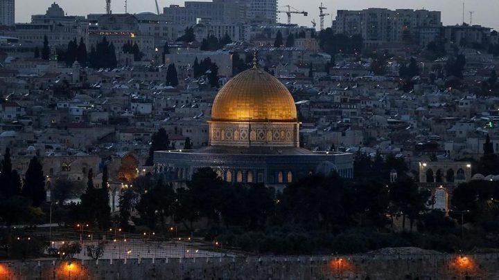 """مذكرة """"دبلوماسية"""" أردنية بشأن المسجد الأقصى"""