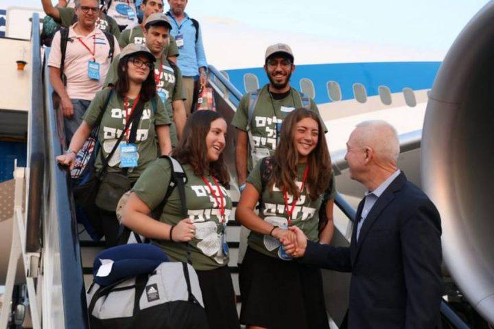 دولة الاحتلال تستقبل 200 مستوطنٍ من أميركا وبريطانيا