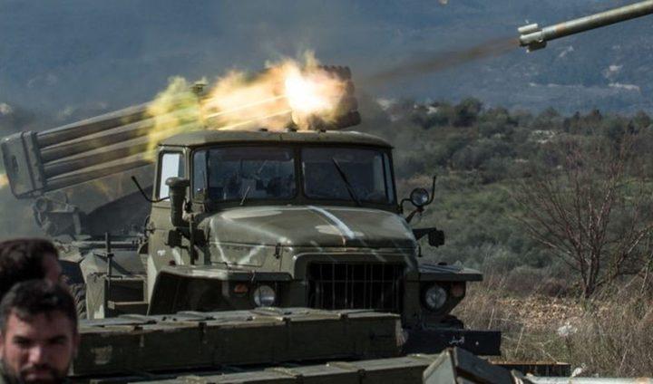الجيش السوري يعلن تقدمه نحو معقل استراتيجي للمعارضة في إدلب