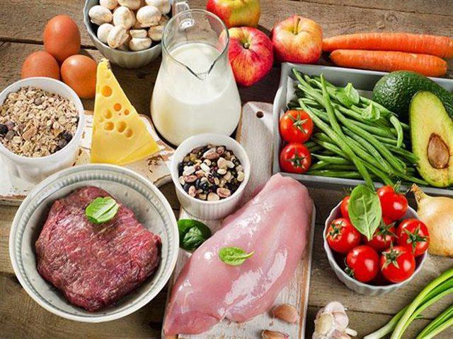 مواد غذائية يمكن أن يتم الجمع بينها