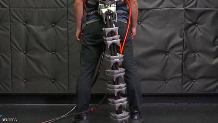 ذيل آلي لحماية المسنين من السقوط