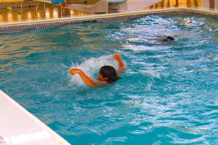 مصرع طفل غرقًا في أريحا