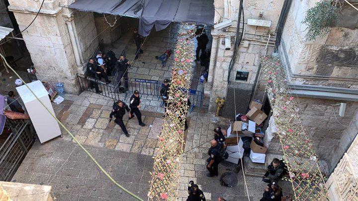 شهيد برصاص الاحتلال بالقدس بزعم تنفيذ عملية طعن
