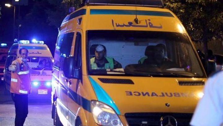 مصرع 11 مصريا في حادث سير مروع