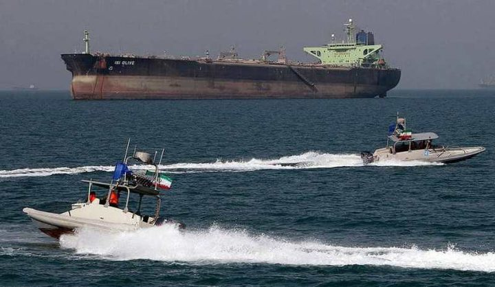 ايران تطالب القوات الأجنبية المتواجدة في الخليج بالمغادرة