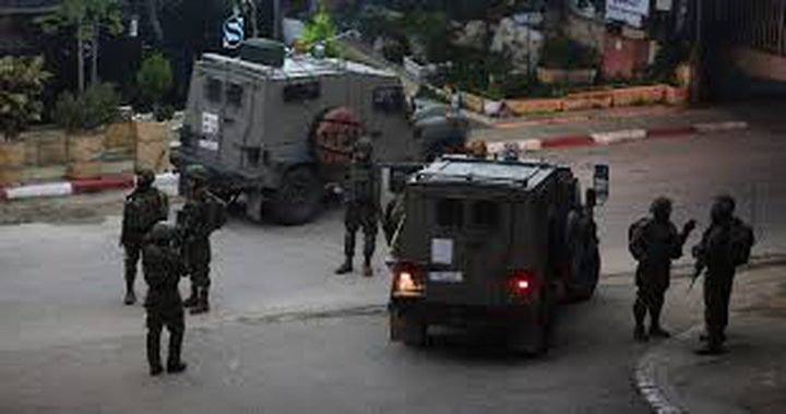 الاحتلال يقتحم عدة أحياء في رام الله