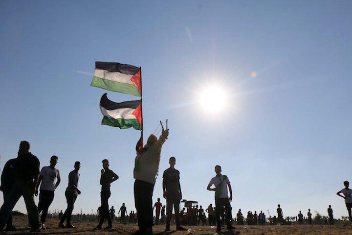 """المواطنون في غزة يستعدون لجمعة"""" الشباب الفلسطيني"""""""