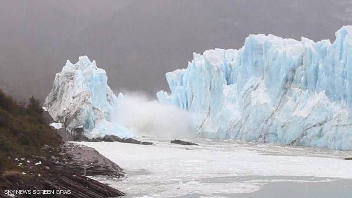 العثور على بلاستيك في جليد القطب الشمالي