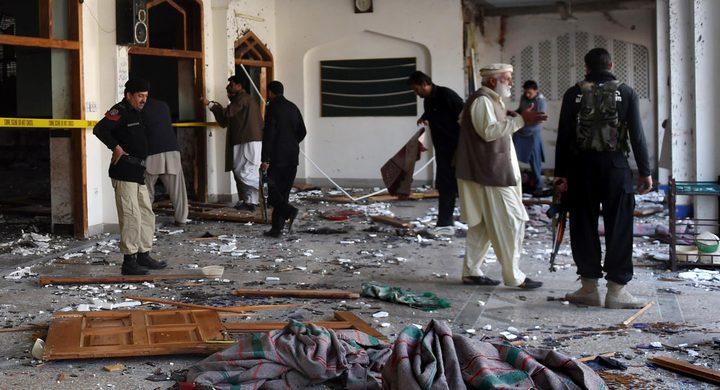 """مقتل شقيق زعيم """"طالبان"""" في تفجير بباكستان"""
