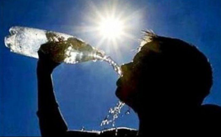 ارتفاع على درجات الحرارة والأرصاد تحذر