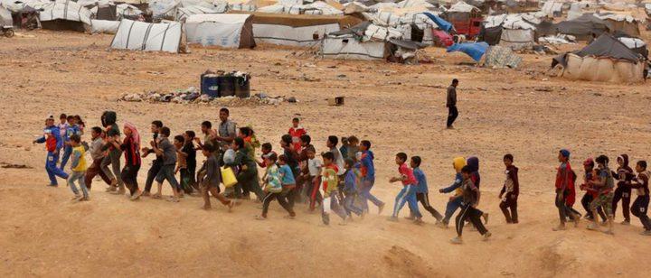 """لجنة أممية تزور """"الركبان"""" لتقييم الظروف في المخيم"""