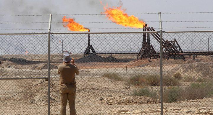 زيادة انتاج العراق من البنزين والغاز